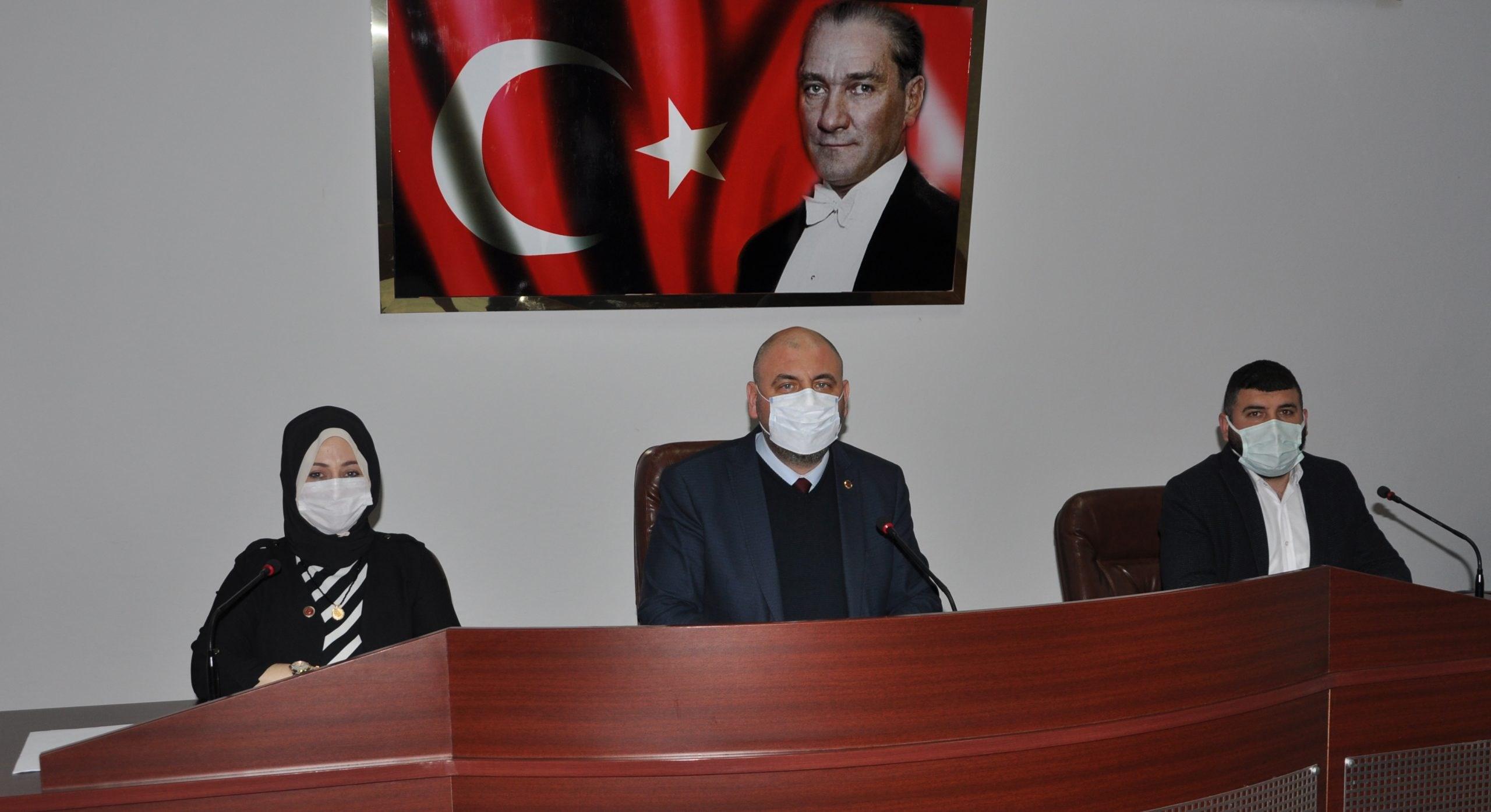Mart ayı meclis toplantısı gerçekleşti
