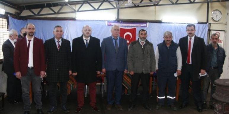 Trabzonlular'da yeni başkan Osman Yılmaz