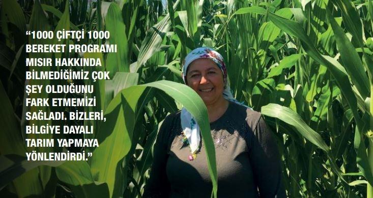 Cargill1000 Çiftçi 1000 Bereket İlerleme Raporu'nu açıkladı